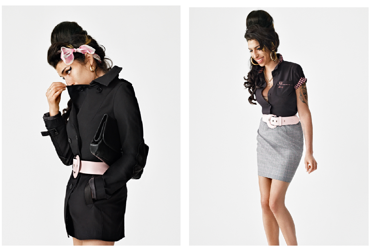 Amy Winehouse's final collections for Fred Perry will be released
