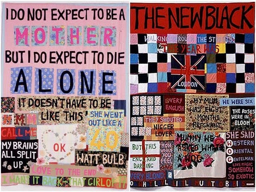 Tracy Emin appointed Professor of Drawing at the Royal Academy ... : tracey emin quilts - Adamdwight.com