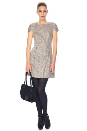 French Connection-Fearless Flame Dress - £105