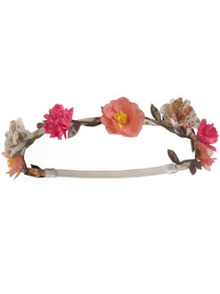 Accesorize- Florrence Flower Band