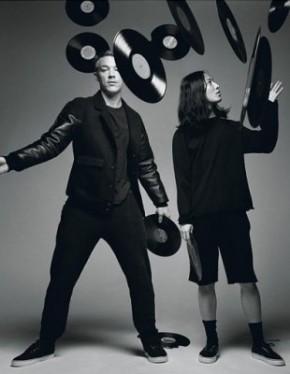 Alexandre Wang & Diplo