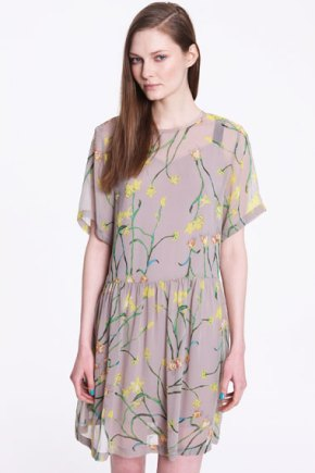 Anitipodium Freudian Daff Print Dress £270