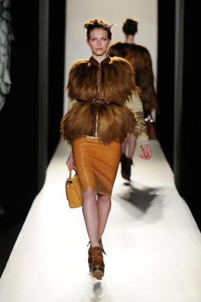 Mulberry A/W 12 : London Fashion Week