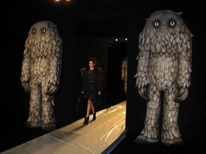 Mulberry A/W 12- Inspired by where the Wild Things Are....