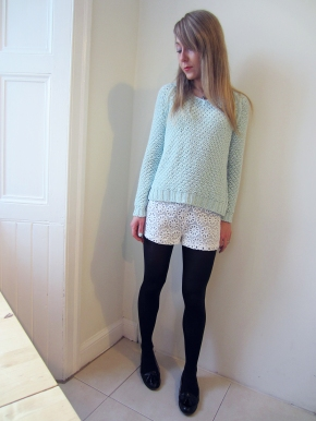 Topshop and Zara inspired by the Oh So Pretty Trend LV S/S 12 Collection