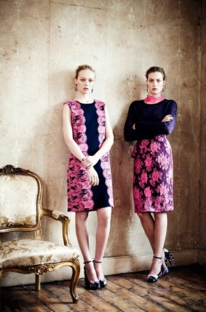 Erdem Resort Collection 2013