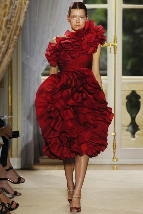 Giambattist Valli Fall Couture 2012