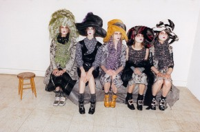 Marc Jacobs womenswear a/w 2012,  by Jurgen Teller