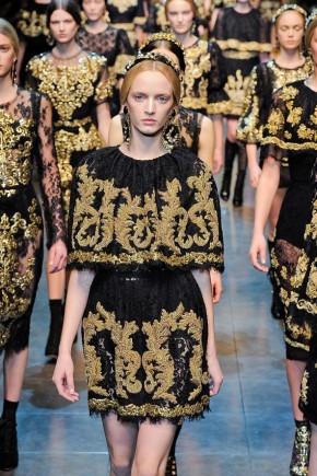 Dolce & Gabbana A/W 2012-13