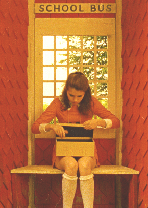 Curious - Moonrise Kingdom