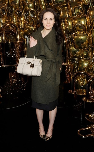 michelle-dockery-and-london-fashion-week-gallery