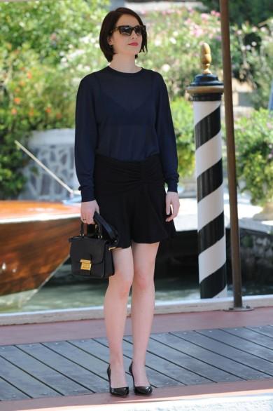 Michelle-Dockery-in-Miu-Miu-2013-Venice-Film-Festival-Miu-Miu-Womens-Tales-Talks-600x902