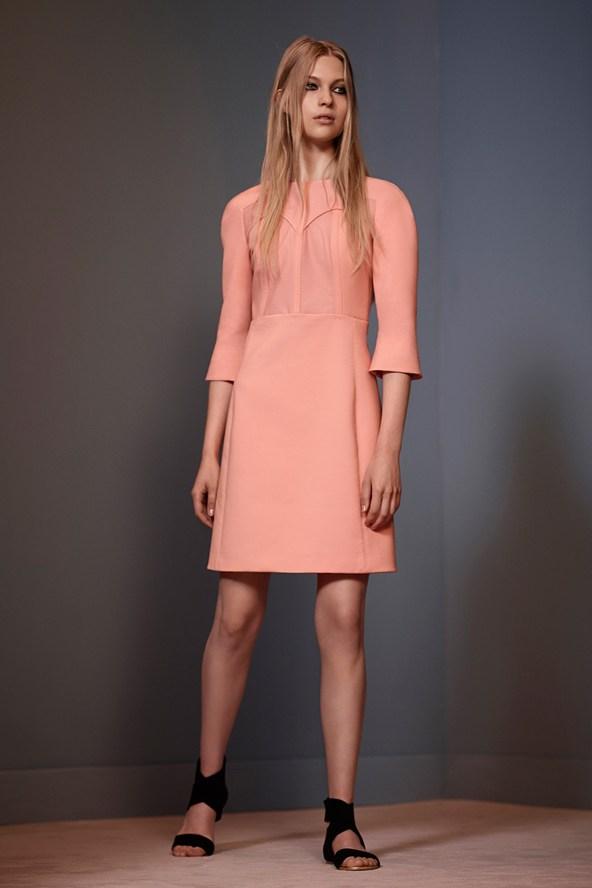 Victoria by Victoria Beckham, S:S 13-14, Long-Sleeved-High-Waist-Dress_b_592x888