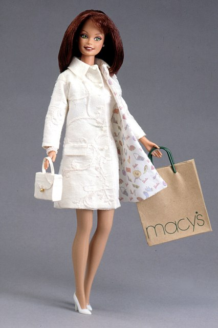 1996 - Barbie by Nicole Miller