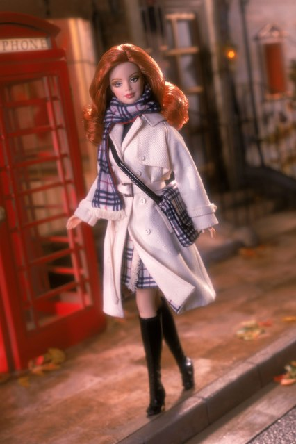 2001 - Barbie by Burberry