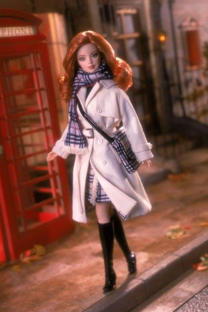 2001 - Barbie by Burberry