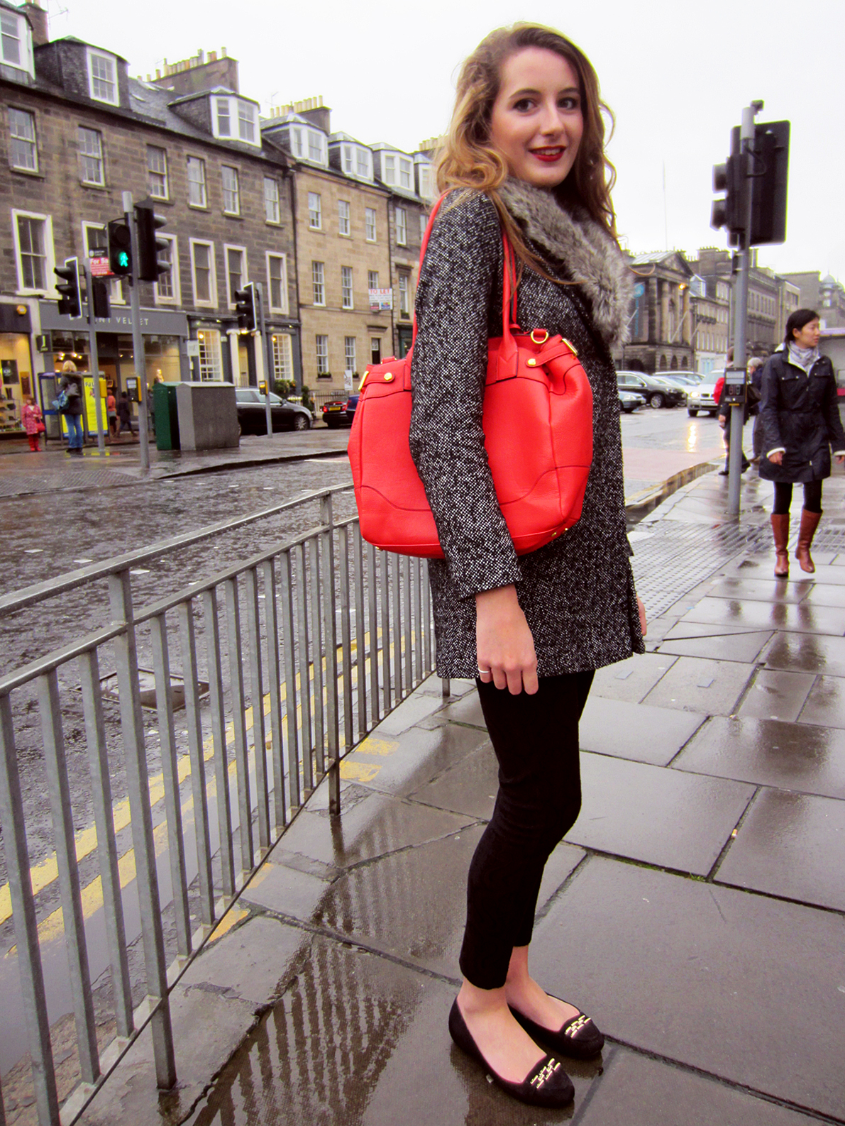 Edinburgh Street Style November Exile Or Exhibit