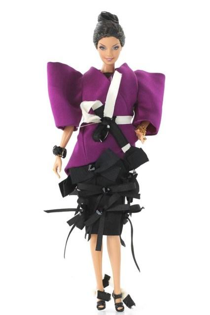 Barbie-Vogue-10May13-Roksanda Ilincic's 2009 Barbie outfit