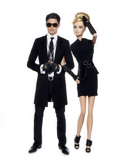 chanel for barbies-50th