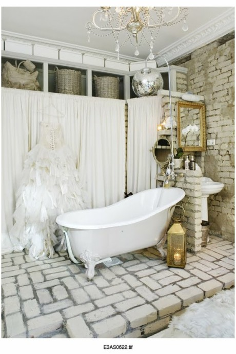 VintageBathroomDesign