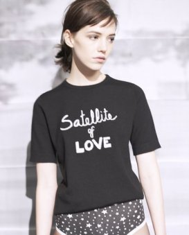 Bella Freud s s16 Satellite of Love Sweater